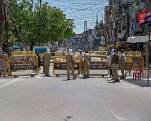 All COVID-19 hotspots in 15 districts to be sealed till Apr 15: UP govt