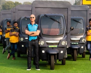 Amazon India to include 10K EVs in delivery fleet by 2025