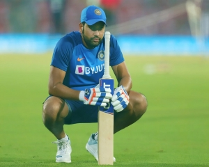 BCCI steps in, says Rohit didn't travel to Australia because of father's illness; fitness test on Dec 11