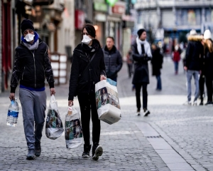 Belgium eases some pandemic rules, stays strict on Christmas