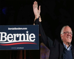 Bernie Sanders wins Nevada Democratic Caucus