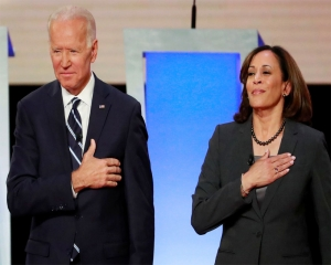 Biden will be a president who represents the best in us: Kamala Harris