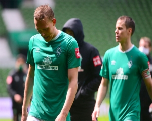 Bremen's Bundesliga future on edge after 0-0 with Heidenheim
