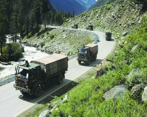 China's mad infra push along LAC alarms India