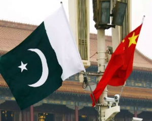 China defends its company building dam in PoK