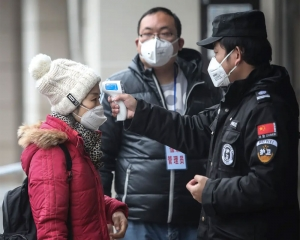 China reports three deaths, 54 new confirmed cases of coronavirus