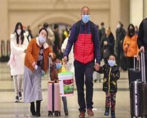 China's coronavirus death toll crosses 2,300, WHO team to visit Wuhan