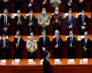 China's parliament approves controversial Hong Kong security bill
