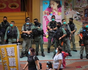 Congress passes bill rebuking China over Hong Kong crackdown