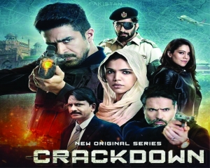 Crackling thriller in need for Season 2 crackdown