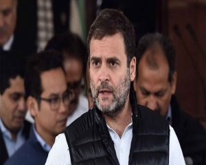 Cyclone Nivar: Rahul Gandhi urges people to stay indoors, follow safety measures