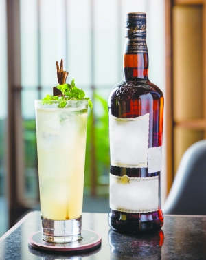 Dram up a perfect drink