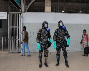 Eight inmates killed, 37 others injured in Sri Lankan prison riot: official
