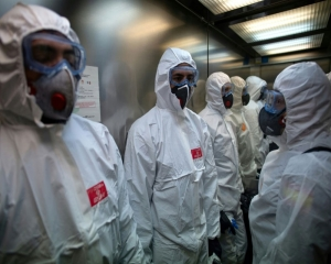 Europe's virus toll surges, world plunges into recession