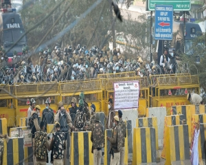 Farmers' protest: Delhi Police seeks AAP govt's nod to use 9 stadiums as temporary jails