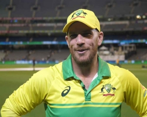 Finch expects India to fight back hard in second ODI