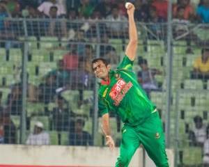 Former Bangladesh spinner Mosharraf Hossain tests positive for COVID-19