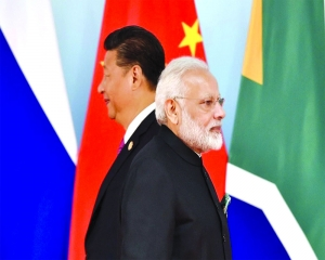 India, China's quest for influence in S Asia