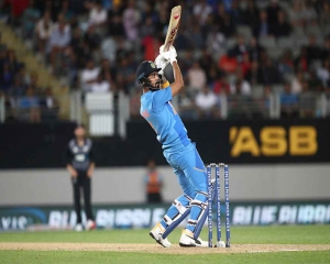 India beat NZ by seven wickets in second T20I