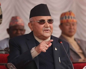 India is Nepal's key development partner and largest friend in many sectors: PM Oli
