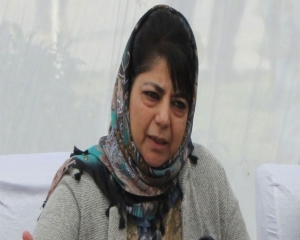 J&K converted into open jail: Mehbooba Mufti