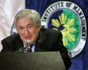 James Wolfensohn, former World Bank president, dies at 86