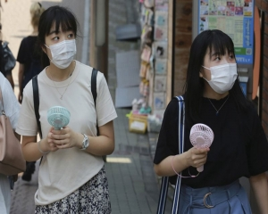 Japan region declares coronavirus emergency