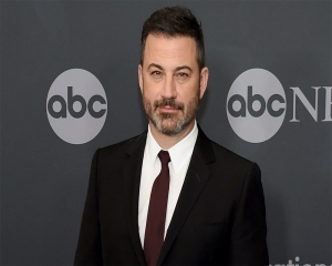Jimmy Kimmel delivers first pandemic-era monologue at Emmys 2020 to fake audience