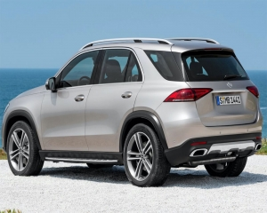 Mercedes-Benz India launches top-end variants of GLE LWB