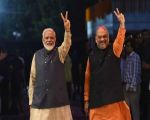 Modi-Shah not invincible: Raut on Delhi Assembly poll results