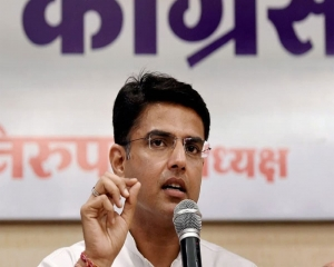 MP bypolls: Pilot to campaign for Cong candidates