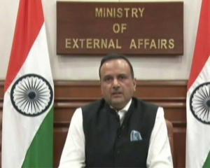 Nearly 9.5 lakh Indians have returned from abroad under Vande Bharat Mission: MEA