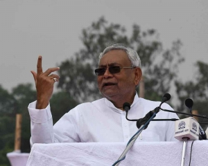 Nitish reacts strongly to Pavan Varma's charges, says he is 'free to go'