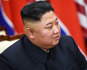 North Korea's Kim urges 'maximum alert' on virus