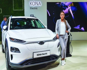 Only a few launches take shine off Auto Expo