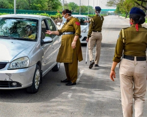 People can apply for movement passes on Delhi Police's website