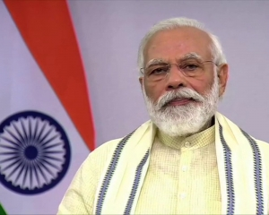 PM expresses grief at loss of lives in Ahmedabad hospital fire