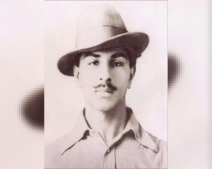 PM pays tribute to Bhagat Singh