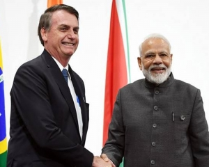 PM wishes Brazilian President speedy recovery from COVID-19