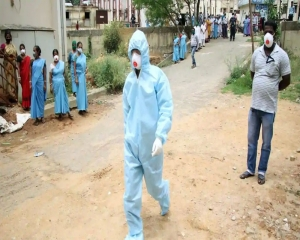 Puducherry adds 543 new COVID-19 cases, 11 deaths take toll to 448