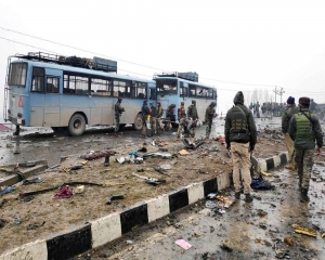 Pulwama attack anniversary: PM pays tribute to slain CRPF personnel