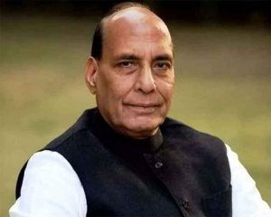 Rajnath Singh lays foundation stone of new Army HQ building