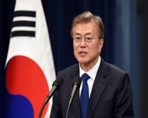 S. Korea raises coronavirus alert level to 'highest': president