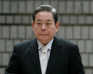 Samsung Chairman Lee Kun-hee passes away at 78