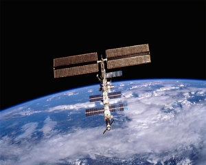 Space station marking 20 years of people living in orbit