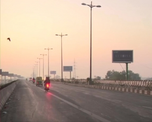 Strong winds give Delhi cleaner air to breathe