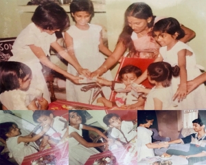 Sushant's memories come alive in sister Shweta's Rakhi post