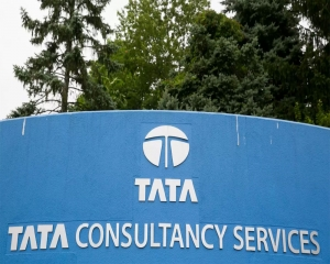 TCS quarterly net profit falls nearly 14 pc to Rs 7,008 cr
