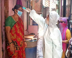 Thane district's COVID-19 count rises by 331, death toll by 7