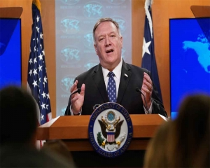 Trump's trip demonstrates value US places on ties with India: Pompeo
